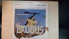 RCA Victor Record Original Soundtrack Otto Preminger Presents EXODUS LP 1960