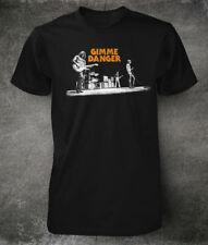 T-SHIRT iggy pop & the stooges GIMME DANGER - 1969, 1970, FILM TEE