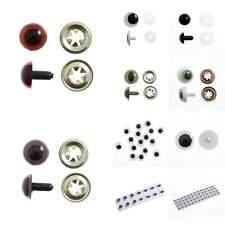 Juguete & Craft ojos, Animal, seguridad, pelotas Ojos-todos los tipos y tamaños-Envío Gratis