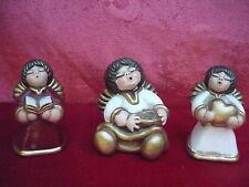 3 bella Statuine in ceramica__angelo___Thun
