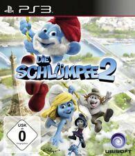Sony PS3 Spiel - Die Schlümpfe 2 (DEUTSCH) (mit OVP)