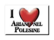 CALAMITA VENETO FRIDGE MAGNET MAGNETE SOUVENIR LOVE ARIANO NEL POLESINE (RO)