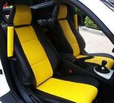Nissan NV200/Par de Resistente al agua cubierta de asiento Van en color negro