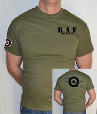 RAF 100 YEARS,SPITFIRE,LANCASTER,HURRICANE,AIRPLANE,FLIGHT,WW2,T SHIRT
