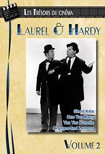 DVD Les trésors du cinéma : Laurel & Hardy - Volume 2