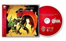 Legend of Zelda Ocarina Time 3D Original Soundtrack CD
