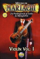 Metodo De Mariachi - Violin 1: Tu Puedes Tocar al Estilo de Mariachi Ya by Roge