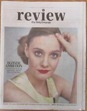 Romola Garai - Daily Telegraph Review – 10 November 2012