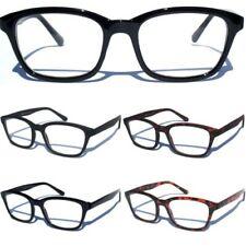 Classic Retro Design Clear Lens Eye Glasses Hipster Nerd Eyewear Polite Fashion
