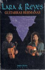 LARA & REYES   GUITARRAS HERMANAS   BRAND NEW-SEALED CASSETTE