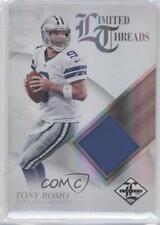2012 Limited Threads Prime #78 Tony Romo Dallas Cowboys Football Card