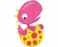 Dino im Ei Aufkleber Sticker Autoaufkleber Scheibenaufkleber