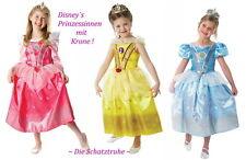 Disney´s GLITTER - Prinzessin m. KRONE Cinderella Belle Schneewittchen