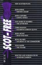Scot-free: New Scottish Plays by Nick Hern Books (Paperback, 1990)