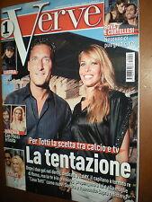 Verve 2011 4.ILARY BLASI & FRANCESCO TOTTI,DANIELE PECCI & MICHELLE HUNZIKER