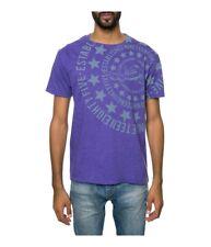 Fly Society Mens The Redline Graphic T-Shirt