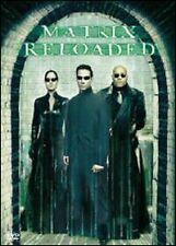 MATRIX RELOADED DVD SIGILLATO