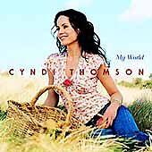 New: Thomson, Cyndi: My World  Audio Cassette