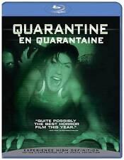 Quarantine (Blu-ray Disc, 2009, Canadian)