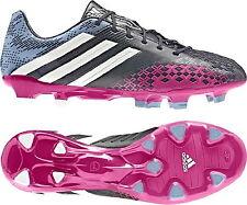 adidas Predator LZ TRX FG Damen Fussballschuhe Q33537 schwarz/pink