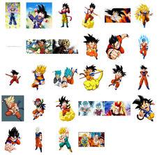 Personajes De Dragon Ball, transferencia de Hierro en camiseta. elige la imagen y tamaño