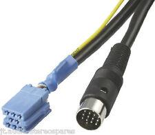 Blaupunkt Car Cd Multichanger 10 / 6 Disc Cd Changer 5 Metre Wiring Harness Loom