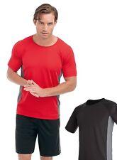 Hanes 7770 Cool-Dri transpirable Poliéster Deportes atléticos Camiseta Camiseta