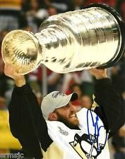 Alex Goligoski Signed 8x10 Stanley Cup Photo Pens