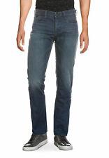 Calvin Klein Slim Ps15 Pebl Herren Jeans Petrol