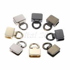 2Pcs Zinc Alloy 4Colors Metal Connector For Handbag Purse Shoulder Bag Parts