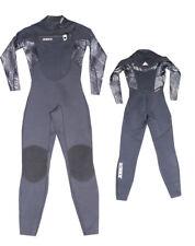 Jobe Sofia FS 3/2mm Chestzip Wet Suit Women's Kitesurfing XS S Surfing Rp