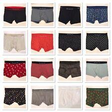 NWT ABERCROMBIE & FITCH Boxer Brief Underwear Sz S-M-L-XL-XXL Assorted Colors