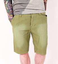 HUMÖR Nieder Chino Shorts olivgrün Herren Kurze Hose Short Bermuda Pant green