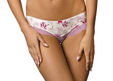 Minislip Panty Hipster creme pink 36 38 40 42 44 46 48 Jolie