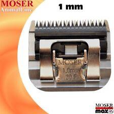 1 mm SCHERKOPF MOSER 1221/1225/1245/1247/1250... SCHNEIDSATZ Max45, Max50