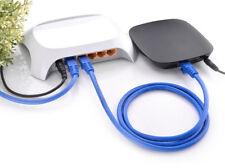 Short/Long Ethernet Cat 6 UTP RJ45 LAN Network Cable / CrossOver- 2/3/8/15/25M