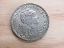 Portugal Coins Portuguese Coins Reis  Escudo  Centavo  Euro  Variants