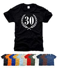 30. Compleanno Giubileo-T-SHIRT, tg S fino XXL