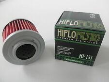 HIFLO FILTRO OLIO HF151 PER Bombardier DS650 (2000)