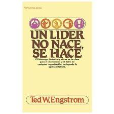 Un Lider No Nace, Se Hace (Paperback or Softback)