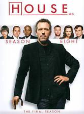 House, M.D.: Season Eight DVD, Charlyne Yi, Odette Annable, Olivia Wilde, Peter