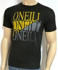 O'Neill Halflife Graphic Tee Mens Black T-Shirt 100% Cotton New NWT