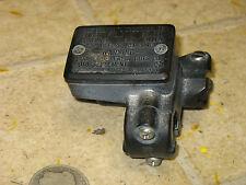 86 HONDA TRX250 FOURTRAX FT MASTER CYLINDER
