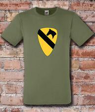 1ère division de cavalerie (États-Unis) Armée tshirt choix de 13 couleurs!