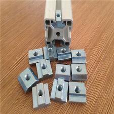 Select T-Slider Nuts M5-M8 for 20,30,40,45 Aluminium Extrusion Profile - 3D/CNC