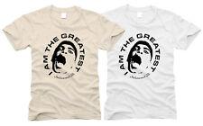 I Am The Greatest muhammad ali Cassius Clay-t-shirt, talla s hasta XXL