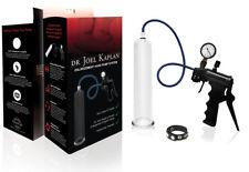 Penis Pump  Dr. Joel Kaplan Male Enlargement CHOOSE CYLINDER SIZE in listing!