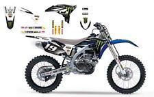 kit deco Yamaha MONSTER ENERGY YZF 125-250 02-12