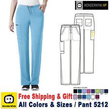 WonderWink Scrub HP Women's Boot Cut Back Elastic Waistband Pant 5212