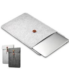 Wool Felt Sleeve Case For Mac Air MacBook Pro 11/13/15 Laptop Cover Bag 2019